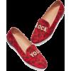 You Rock Mocassin - Mokasine -