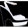 Yves Saint Laurent - Platforms -