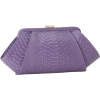 Z Spoke Zac Posen Posen Clutch Ultra Violet - Carteras tipo sobre - $295.00  ~ 253.37€
