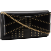 Z Spoke Zac Posen Shirley ZS1315 Clutch Black - Schnalltaschen - $425.00  ~ 365.03€