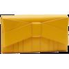 Z Spoke Zac Posen Shirley ZS1316 Clutch Marigold - Torbe z zaponko - $325.00  ~ 279.14€