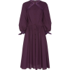 ZAC POSEN purple shirt dress - Dresses -