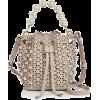 ZAC Zac Posen Lacey Faux-Pearl Crossbody - Hand bag -