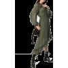 ZIMMERMANN Cascade Wrap Midi Dress - Uncategorized -