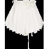 ZIMMERMANN Corsage Bauble Shorts - Shorts -