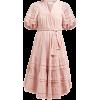 ZIMMERMANN  Heathers cotton midi dress - Dresses -