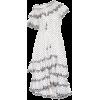 ZIMMERMANN Jaya dotted linen dress - Vestidos -
