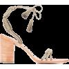 ZIMMERMANN Sandals - Sandale -