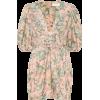 ZIMMERMANN Tempest floral silk dress - Dresses -