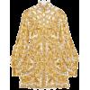 ZIMMERMANN Zippy Scallop cutout studded - Dresses -