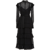 ZIMMERMANN black lace dress - Dresses -
