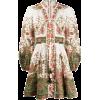 ZIMMERMANN featuring floral print dress - Платья -