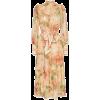 ZIMMERMANN floral print swing midi dress - Dresses -
