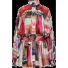ZIMMERMANN multicolor mini dress - Dresses -