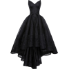 Zac Posen Embroidered Organza Gown  - Dresses -