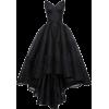 Zac Posen Embroidered Organza Gown  - Vestidos -