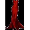 Zac Posen red gown - Dresses -