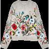 Zara Floral Sweater - Пуловер -
