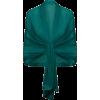 Zara Shawl Emerald Sea - Jacket - coats -