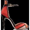 Zara ankle strap pumps - Klasični čevlji -