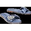 Zara blue flats - Flats -