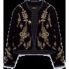 Zara jacket in black and gold - Jacket - coats -