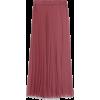 Zara pleated skirt in pink - Skirts -