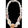 Zara seashell necklace - Colares -
