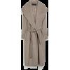 Zara wool coat with belt - Giacce e capotti -