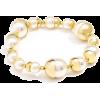 Zenzii Gold-Capped Pearl Bracelet - Narukvice - $38.00  ~ 32.64€