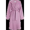 Zimmerman Lavender Coat - Jacket - coats -