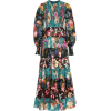 Zimmermann Allia Floral-Print Silk-Chiff - Dresses -