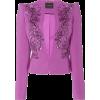 Zuhair Murad Sequin Cady Jacket - Kurtka - $3,285.00  ~ 2,821.44€