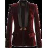 Zuhair Murad velvet blazer - Jacket - coats -