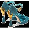 туфли - Platforms -