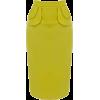 Юбка с баской оливковый - Saias -