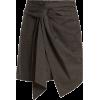 Юбка серая - Skirts -