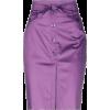 Юбка фиолет - Röcke -
