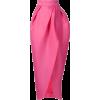 Юбка розовая длинная - Skirts -