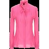 Блузка розовая шифон - Other -