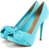 Туфли голубые - Scarpe classiche -