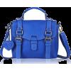 Сумка синяя - Hand bag -