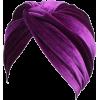 Чалма фиолетовая - Sombreros -