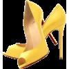 Туфли лимонный - Klasične cipele -