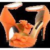 Туфли оранж открытые - Classic shoes & Pumps -