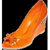 Туфли оранж - Classic shoes & Pumps -