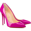Туфли сиреневые - Zapatos clásicos -