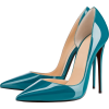 Туфли бирюза - Classic shoes & Pumps -