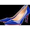 Туфли синие - Classic shoes & Pumps -