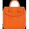 Сумка оранж - Hand bag -